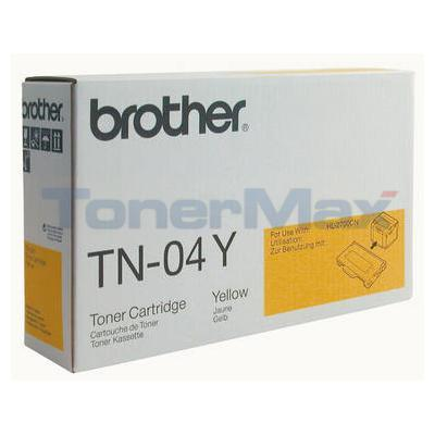 BROTHER HL-2700CN TONER YELLOW